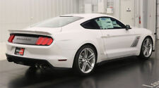 2015-2017 Mustang Roush Quarter Panel Side Scoops White Platinum UG Pair