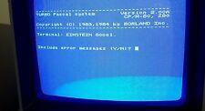 Tatung Einstein-Turbo Pascal Disque Système plus extra programmes