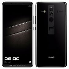 New Huawei Mate 10 Porsche Edition 6 Inch 20MP 6GB RAM (Diamond Black) Dual SIM