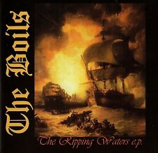 THE BOILS - THE RIPPING WATERS CD (2002) 5-TRACKS / US-STREETPUNK