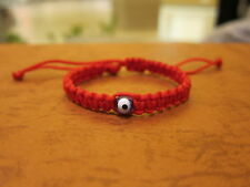 BABY RED STRING BRACELET, blue evil eye,good luck charm, KIDS, CHILDREN