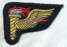 Vietnam Era US Army Airborne Pathfinder COLOR Patch Cut Edge
