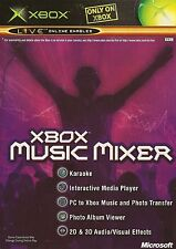 MICROSOFT XBOX MUSIC MIXER GAME COMPLETE