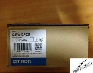 OMRON PLC CJ1W-DA021 NEW