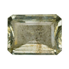 18.760 CTS UNIQUE RARE RUTIL YELLOW NATURAL AQUAMARINE OCTAGON SEE VIDEO