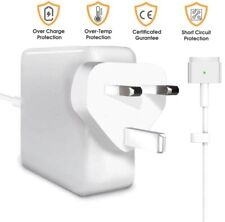 More details for macbook pro 85 w charger, for mac book 15 & 17 inch a1424 a1398 (uk)