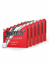 Srixton SRBL00270 2 Distance Golf Balls - White