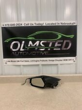 10 15 Chevy Camaro Driver Side Mirror Left Heated OEM SS ZL1 Black LH
