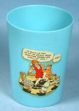 1938 Little Orphan Annie Ovaltine Shake-Up Cup Beetleware Radio Mail Premium