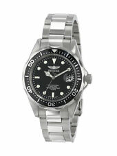Invicta Pro Diver Casual Stainless Steel Band Wristwatches