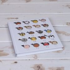 Hardback Notebook Birds from Soul Lined 18 x 15cm fun gift Scrapbook New