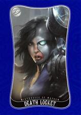 DEATH LOCKET / Marvel Dangerous Divas Series 2 (2014) BASE Trading Card #08