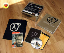 Half-Life 2 COLLECTORS EDITION-valve 2004 PC | special steel box | GIOCO GAME