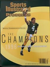 Sports Illustrated The Champions Super Bowl XXXI Green Bay Packers February 1997