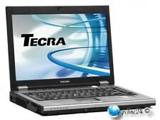 Toshiba Tecra M9 Core 2 Duo T7700 @ 2,4GHz 1GB ohne HDD/DVD beschädigt C-Ware