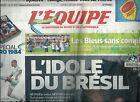 L'EQUIPE N°21895 28 JUIN 2014 COUPE DU MONDE/ NEYMAR/ ARGENTINE