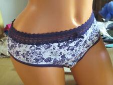 Cotton Floral Plus Size Panties for Women