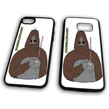Sassy The Sasquatch WADIYATALKINABEET The Big LEZ Show Clip Phone Case