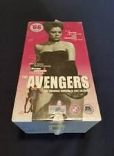 BRAND NEW! A&E Home Video THE AVENGERS Original British TV '66 Set 2 SEALED!
