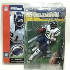2002 McFarlane NFL Series 3 LaDanian Tomlinson San Diego Chargers action figure