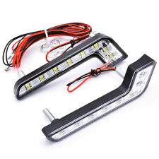 2/ 6 SMD LED Tagfahrlicht Tagfahrleuchten DRL Xenon Weiß 12V für MERCEDES L Form