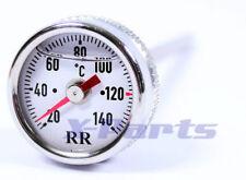 RR temperatura del Aceite Indicador Termómetro de MOTO GUZZI V7 V75 NEVADA