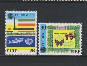 Ireland - 1986, Europa set - MNH - SG 635/6