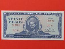 LATIN AMERICA USA ( 1990 MINT GEM ) 20 PESOS BEAUTIFUL RARE BANK NOTE,GEM UNC