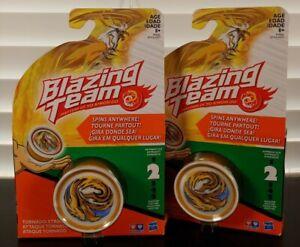 LOT of2 Blazing Team Tornado Strike Yo-Yo's Master of Yo Kwon Do Level 2