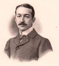 Michel Corday Louis-Édouard Pollet Romancier Le Lys Rouge Anatole France