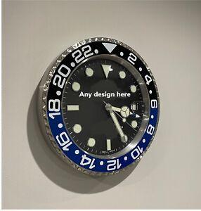 BATMAN Style Wall Clock
