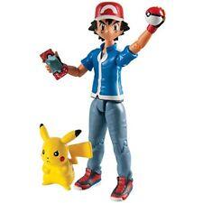 Tomy Pokemon Ash & Pikachu Jouet Figurines D'action