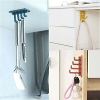 Creative Kitchen Wall Hanging Nail-free Door Hook bathroom Wall - UK