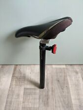 Bontrager Seatpost And Saddle