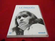 "DVD NF ""LE PROCES"" Jeanne MOREAU Anthony PERKINS Elsa MARTINELLI / Orson WELLES"