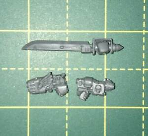 Vanguard Power Sword and Pistols Bits Warhammer 40K Space Marine Bits