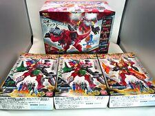 DHL First Ship KISHIRYU SENTAI RYUSOULGER Mini Pla Five KNIGHTS 8 BOX Set Bandai
