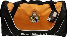 Real Madrid Duffel Bag soccer team gear padded strap Core Structured Duffle Bag