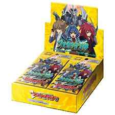 CARDFIGHT VANGUARD #5 AWAKENING OF THE TWIN BLADE BOOSTER BOX FACTORY SEALED X1