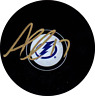 Alex Killorn autographed signed puck NHL Tampa Bay Lightning PSA w/ COA