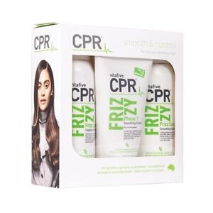 CPR Frizzy Solution Trio Pack