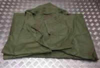 Genuine British Army Issue Cotton Arctic Sleeping Bag Inner Green Liner - NEW