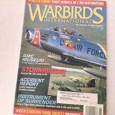 Warbirds Magazine AMC Museum C121 Restore  May/June 2005 062517nonrh