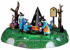 Lemax 44733 PLAYTIME Spooky Town Table Accent Animated Halloween Decor Piece I
