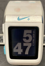 TomTom Nike + SportWatch White Teal GPS Watch Nice