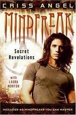 Mindfreak Secret Revelations: by Criss Angel, 2007, Hardcover, ENG *BRAND NEW*