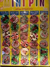 10 x LOL SURPRISE  PIN BADGES Party Bag Fillers Birthday party favours, games
