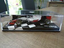 MINICHAMPS 1:43 HAAS F1 TEAM VF-16 R. GROSJEAN 2016 NEW CONDITION !!!