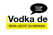 iVodka.de - Domain sehr einprägsam + bestens für Marketing geeignet  %AUKTION%