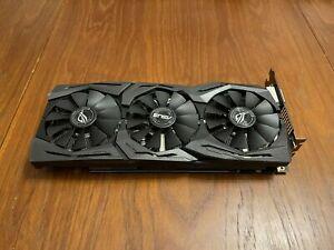 ASUS NVIDIA GeForce GTX 1080 8GB GDDR5X Graphics Card (STRIX-GTX1080-A8G-GAMING)